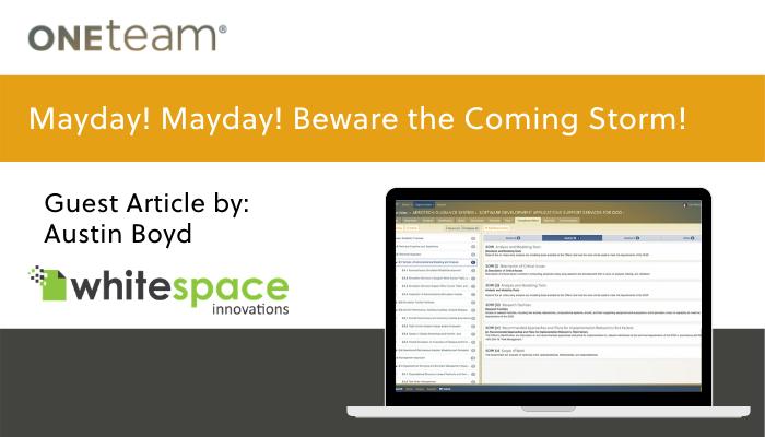 OTS-Mayday! Mayday! Beware the Coming Storm!