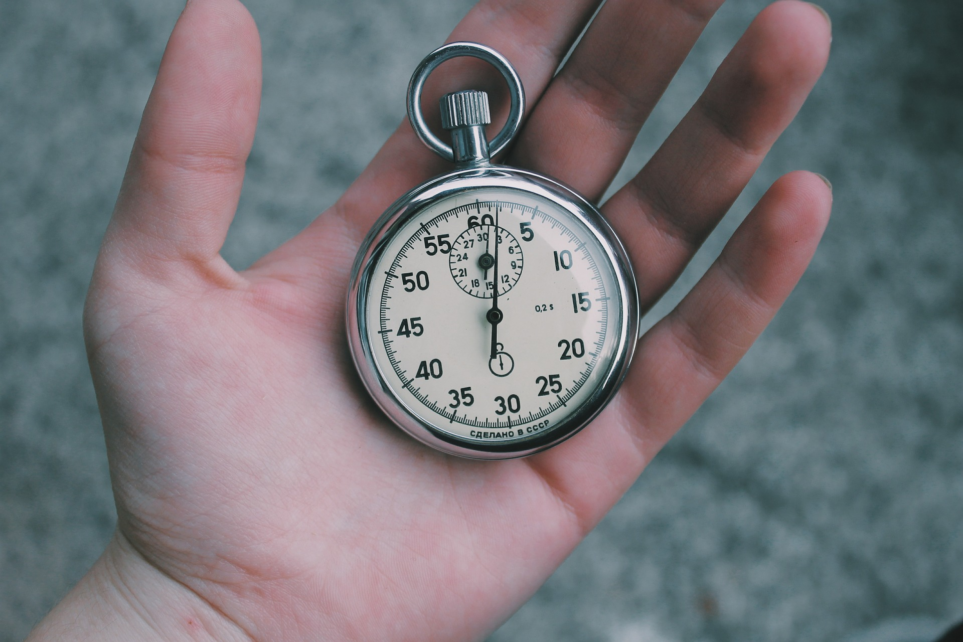 Time stopwatch